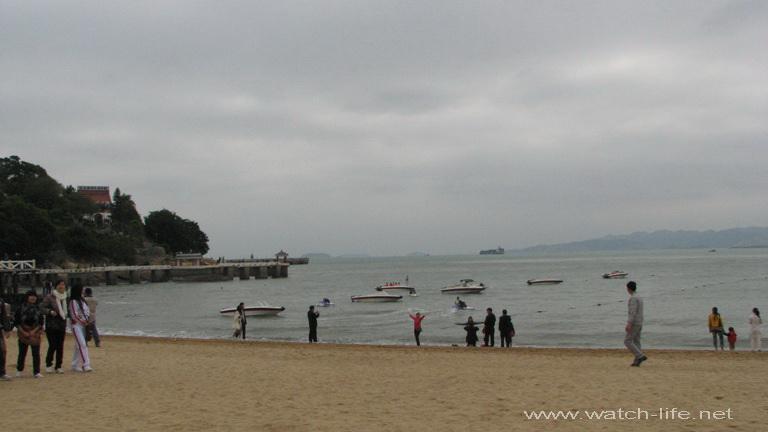 鼓浪屿沙滩