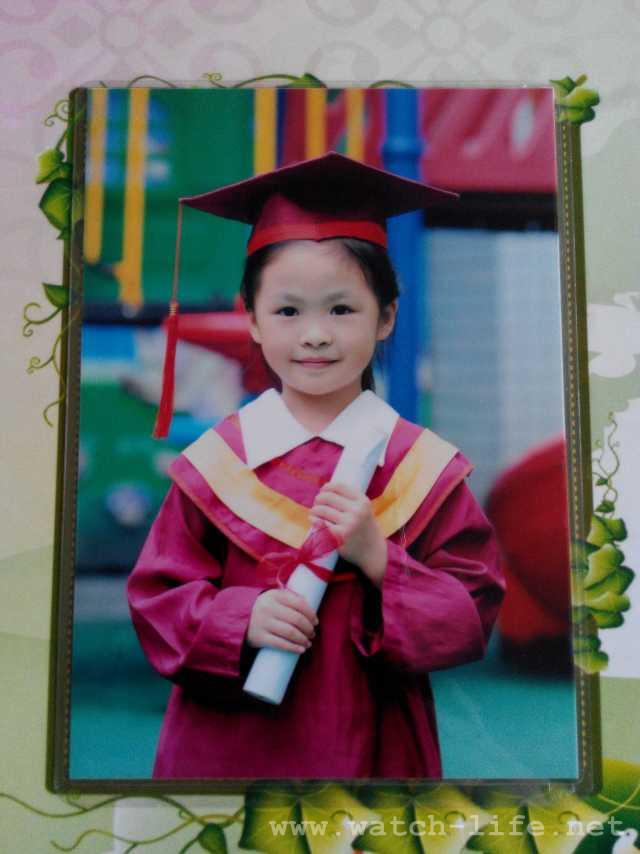 女儿毕业照